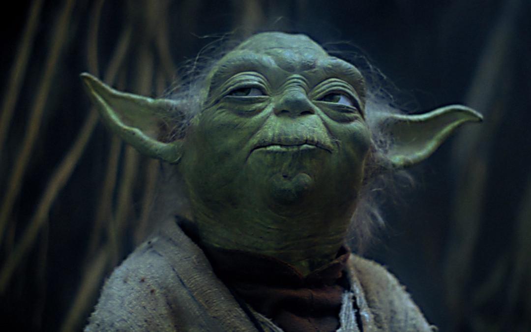 Be Yoda