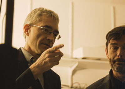 Professor Geoff Goodhill & Matthew Dahlitz