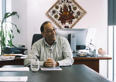 Professor Pankaj Sah